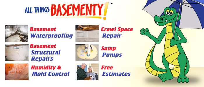 We are the New Jersey Basement Waterproofing Experts!
