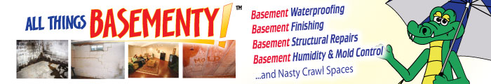 Dry Guys Basement Systems are the basement waterproofing experts!